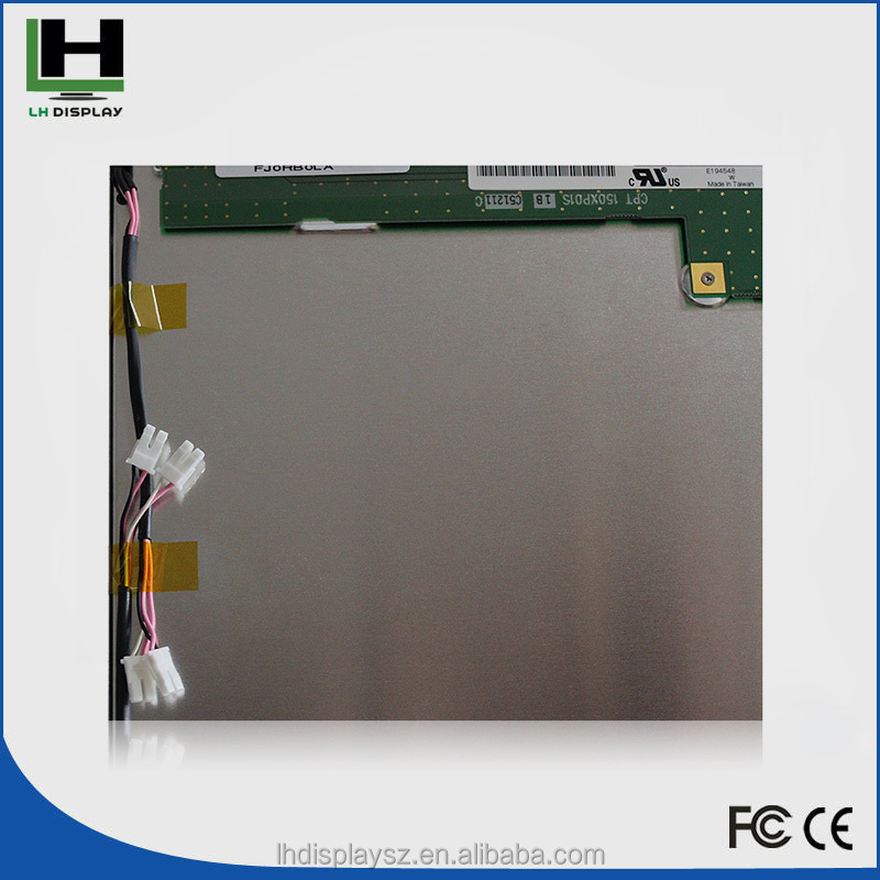 100% new grade A+ lcd display screen , 15 inch chinese factpry lcd panel