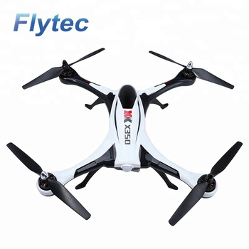 Flytec XK X350 Brushless Drone Air Dancer 6CH 2.4GHz RC Helicopter 6-Axis Gyro 3D / 6G Mode Remote Control Quadcopter RTF