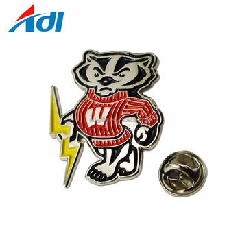 2018 Best Selling Custom Die Cut Commemorative Bulk Metal China Lapel Pins  - Buy Make Hat Pin Maker Pins Online,Company Lapel Pins Wholesale,Custom
