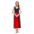 Latest design plain casual women chiffon dress plus size chiffon dress LONG CHIFFON DRESSES