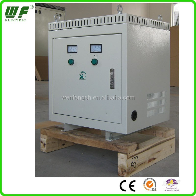 Three phase control transformer 415V 400V 380V to 220V 15KVA
