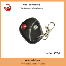 excellence universal control learnign code wireless remote control for garage gate door (ZY2-E)