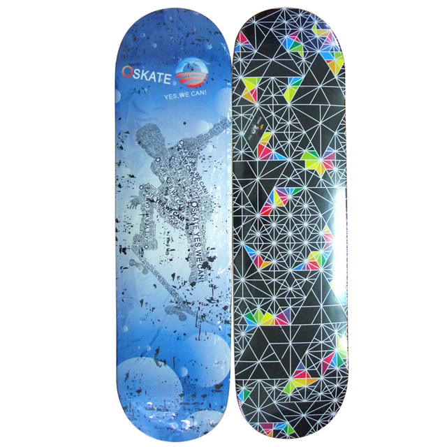 Moose Skateboard Complete Canadian Maple Choose Graphic and Size