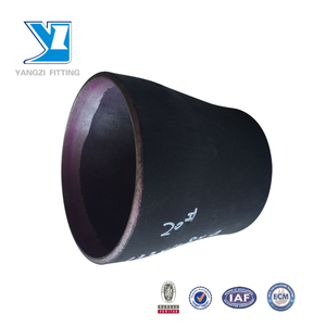 2017 wholesale seamless concentric reducer pipe factory price