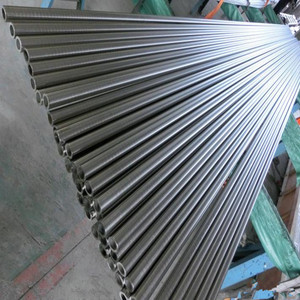 Cold Rolled 2mm thickness Stainless Steel Pipe