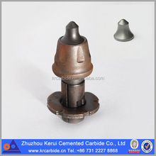 Road cutting tools cemented carbide button for road milling cutter