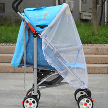 BS-18 High Quality Polyester Baby Stroller Mosquito Net