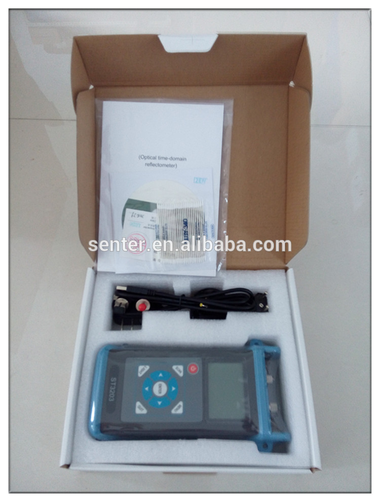 ST3203 Mini / cheap OTDR meter/optical time domain reflectometer