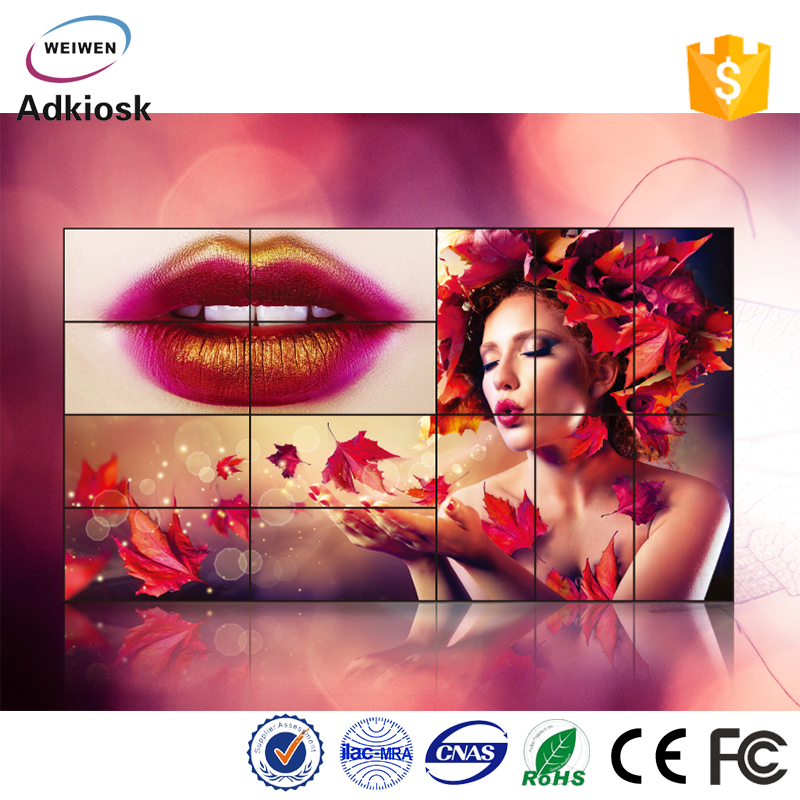 Programmable commercial outdoor electronic advertising led display screen LCD video wall