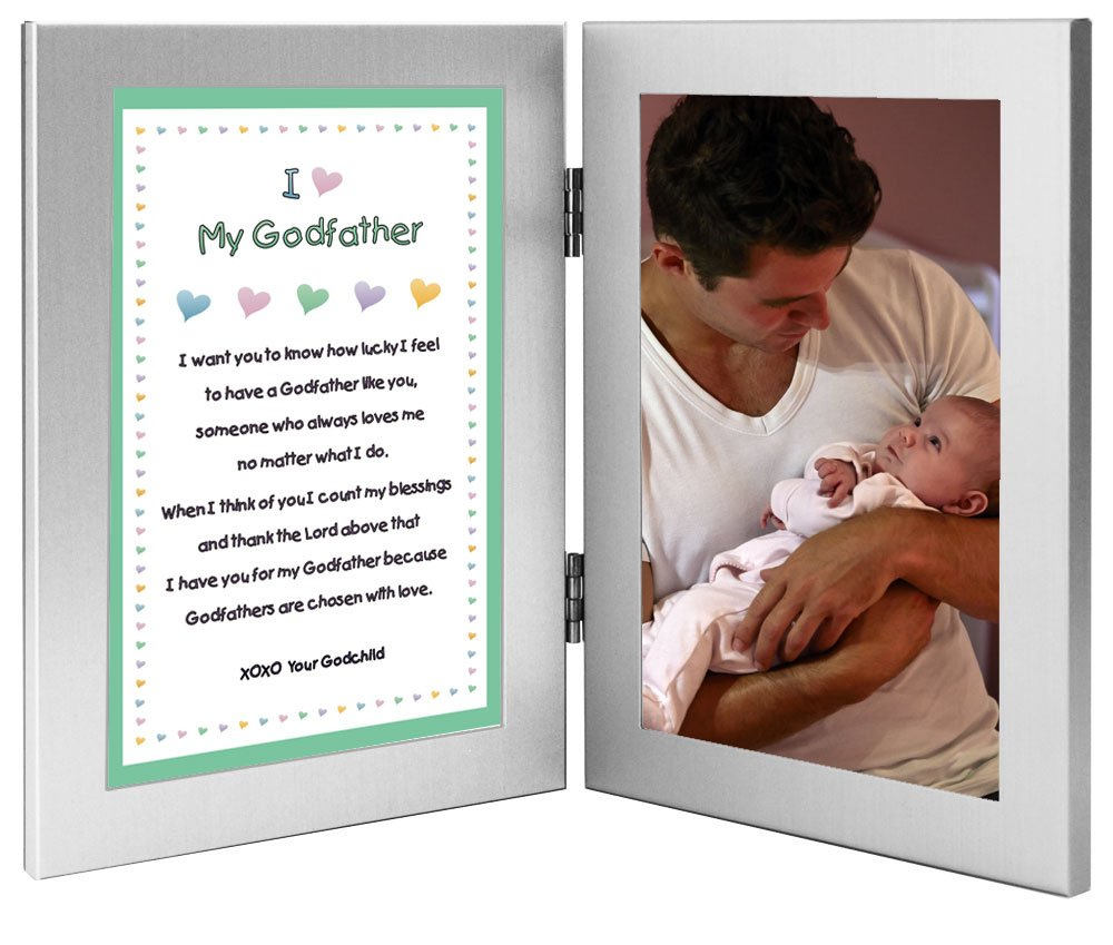 Buy Godfather Baptism or Birthday Gift - Sweet Godfather Poem From ...