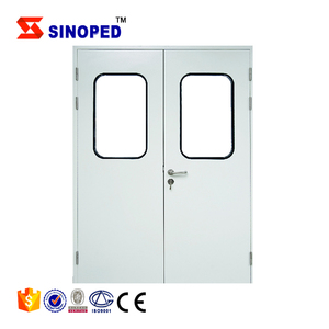 [SINOPED] Sensor Eps Doors For Clean Room With Construction