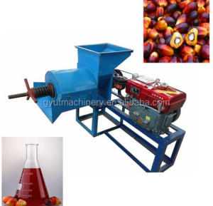 Durability palm oil press machine screw palm oil pressing machine hot reservation