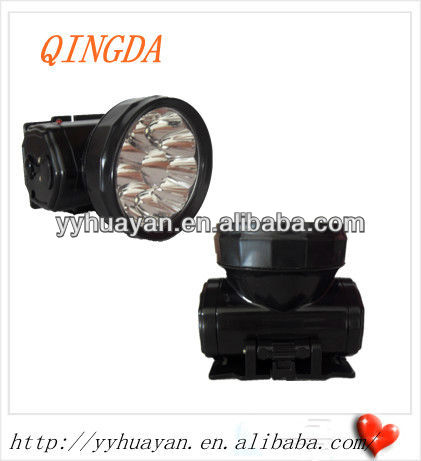 2013 new style high power led headlamp