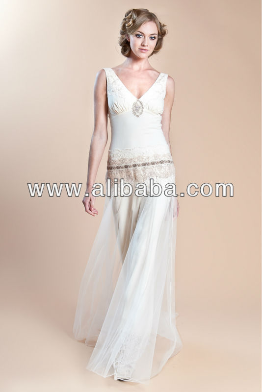 India White Wedding Dress, India White Wedding Dress Manufacturers ...