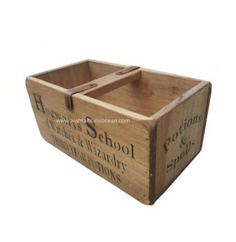 Antique Vintage Wooden Crate Wooden Storge Boxes Crates View Storage Crate Wahtai Product Details From Qingdao Wahtai Transocean Industry Co Ltd