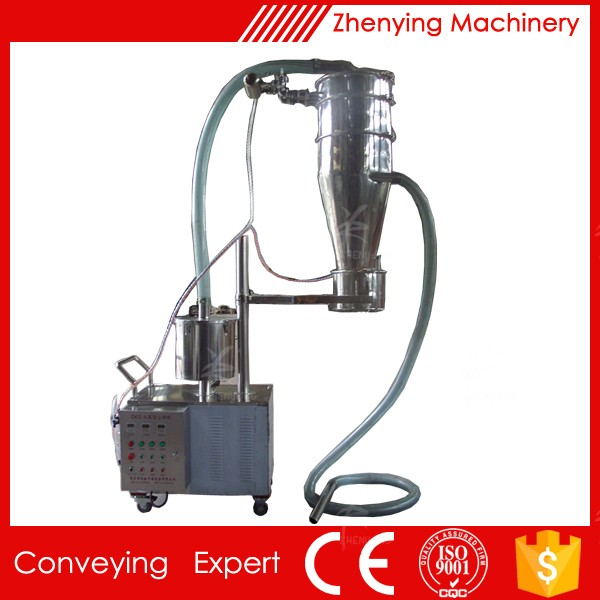 Large capacity Pneumatic vacuum conveyor for conveying rice grain