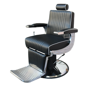 Portable barber chair synthetic leather vintage classic heavy duty hydraulic barber chairs for sale