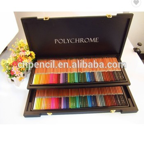COLORFUL /& PROFESSIONAL Wood Colored Pencils Set