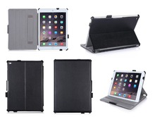 Hard Leather Cover With Strap Funky Flip Tablet Case With Stander For iPad Air 2