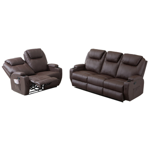 Modern American style living room sectional sofas recliner furniture BRC-518