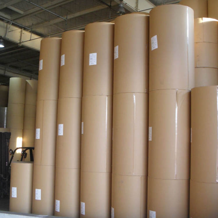 80GSM 889x1194mm roll PE film wrapped coated paper