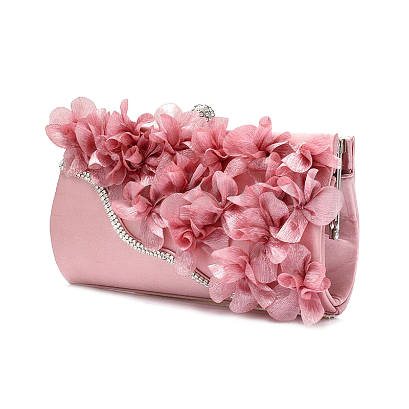 Detail Feedback Questions about FGGS Hot Lady Satin Clutch Bag ... f4219e5a3071