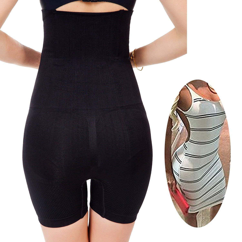 af6b1a4fd Get Quotations · FUT Women Shapewear Underwear Body Shaper Control Slim  Tummy Corset High Waist Panty