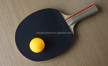 New material Poly 1-Star color ping pong ball wholesale china factory custom printed Plastic table tennis ball without seam
