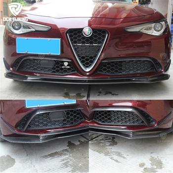 Stelvio Alfa Romeo Price >> Giulia Carbon Fiber Splitter Alfa Romeo Giulia Front ...