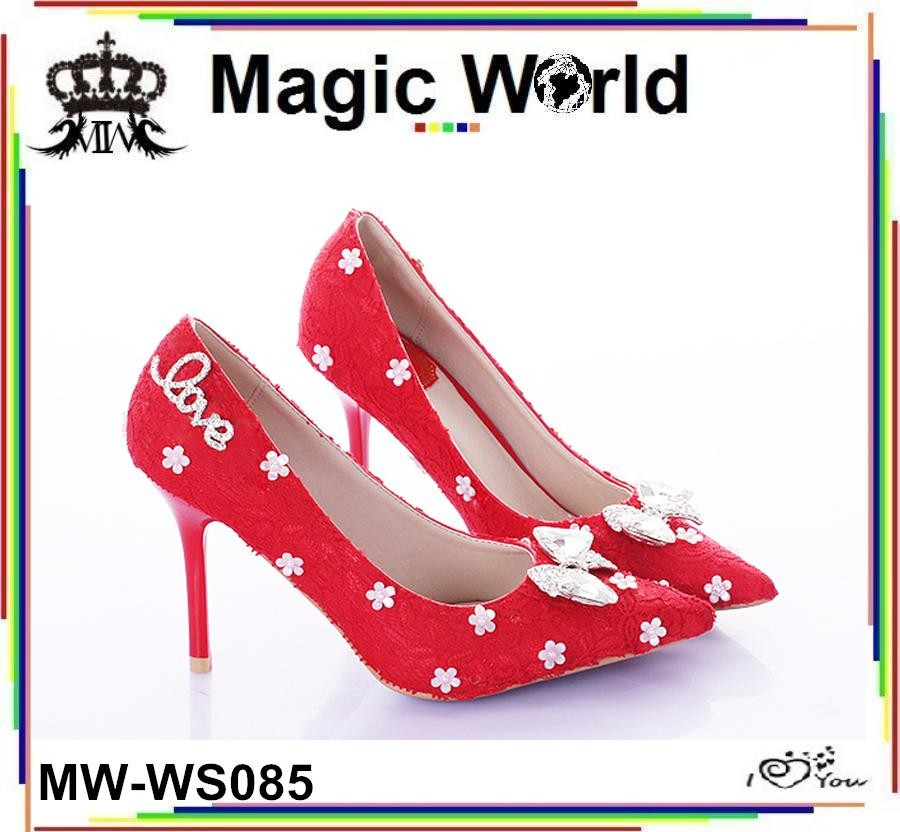Mouth Shallow Lace Shoes Women Trendy Red Hottest Girls For Single IwEfP5nq