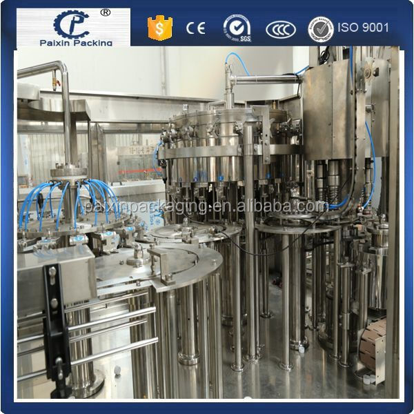 High quality exported low drink filling/bottling machine