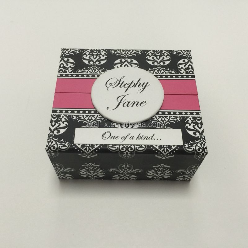 Hot sale decorative house shape gift box packaging