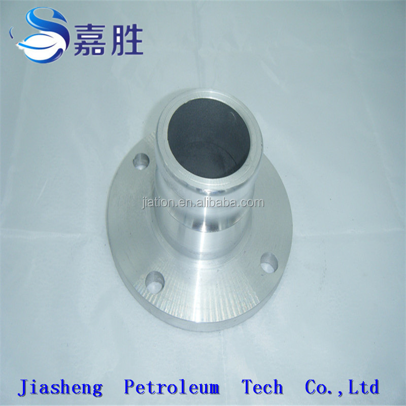 aluminium alloy quick coupling male with flange type FA