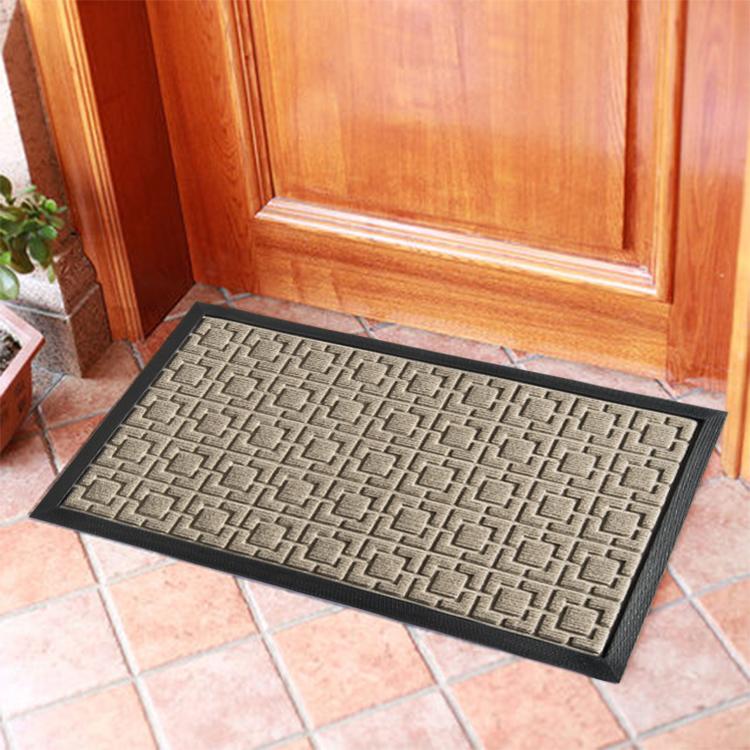 Easy To Clean Viair Indoor Outdoor Entrance Rug Floor Mats Shoe