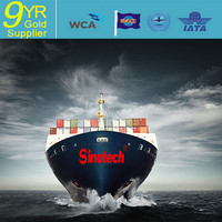 sea shipping service from china to CHICAGO/HOUSTON/JACKSONVILLE/