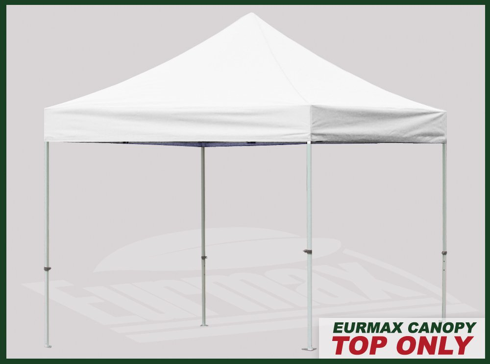 Buy Eurmax 10 x 10 Replacement Canopy Top Cover Fit with 10x10 ...