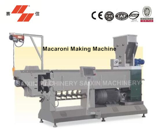 Macaroni/pasta Making machine