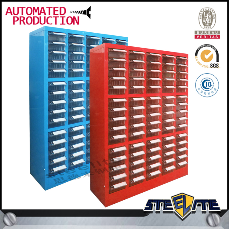 Many Small Plastic Drawer Spare Parts Cabinet Parts Storage - Parts cabinets