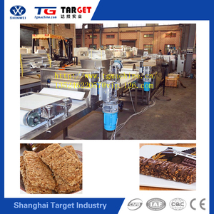 Practical and Cheaper Full Automatic Cereal Bars Production Machine