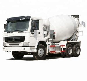 8cbm Sinotruck concrete mixer truck with cheap price