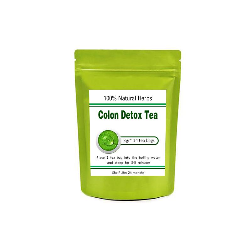 Chinese Herbal Natural Detox Colon Cleanse Tea - 4uTea | 4uTea.com