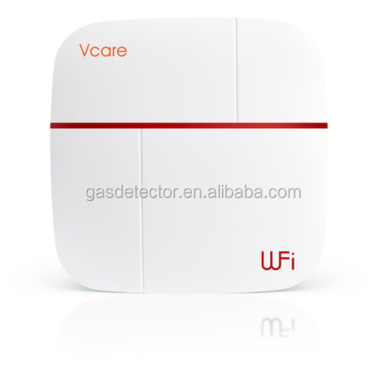 Smart Wi-Fi und GSM (3G) Home Security System anti Eindringling Alarmanlage