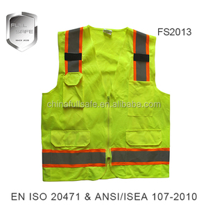 security vest& reflective safety vest