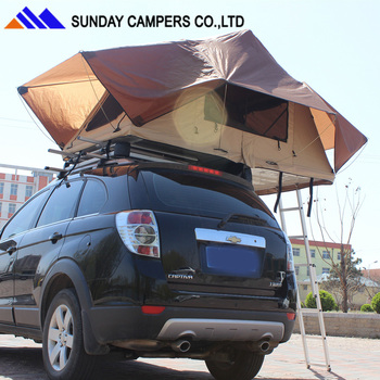 Different color 4x4 rooftop tent ladder 4wd roof top tent for jeep & Different Color 4x4 Rooftop Tent Ladder 4wd Roof Top Tent For Jeep ...