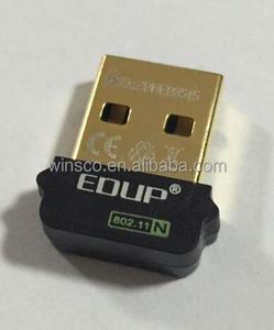 EDUP EP-N8508GS USB 150 Mbps Wireless Wifi Mini 150M Network Card 802 11  n/g/b for For Raspberry Pi 512M Model B