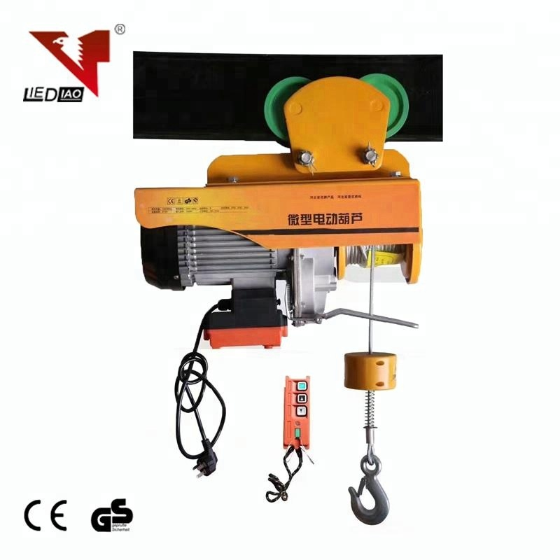 500kg Wire Rope Electric Hoist, 500kg Wire Rope Electric Hoist ...