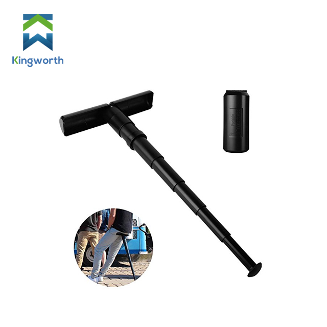 Lightweight Adjustable Folding Stool For Concerts Portable Telescopic Stool Folding Chair
