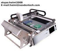NeoDen pick and place machine TM245P-fine pitch IC,high power led,integrateded feeder,new patent peel box