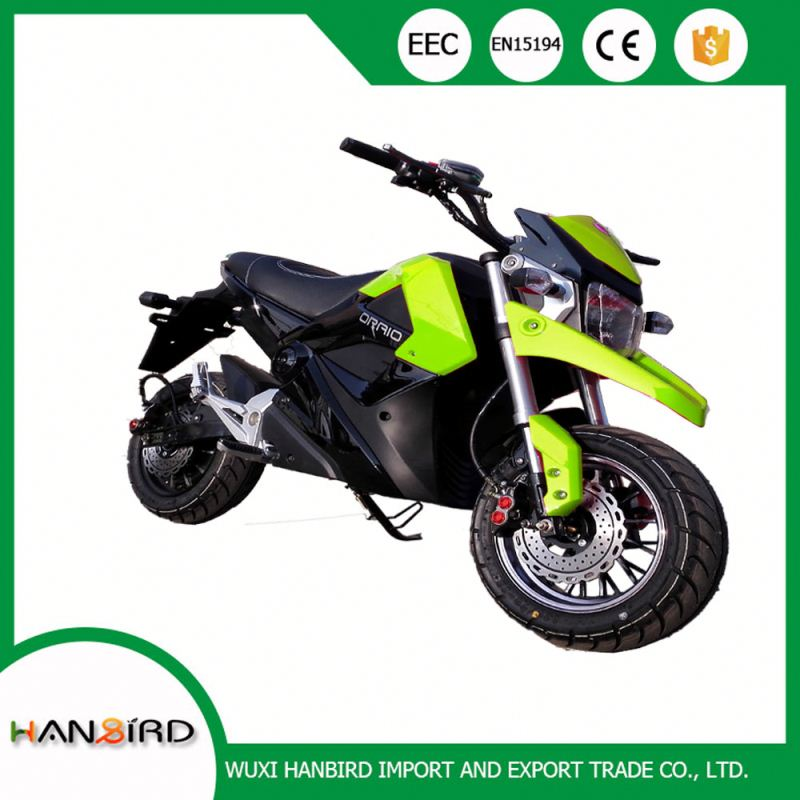 The Popular M series 5000w Electric Moped For Americas Market