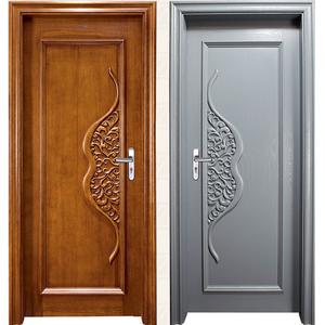 Hs Yh8038 Tamil Nadu Main Design Flush Malaysia Wood Door